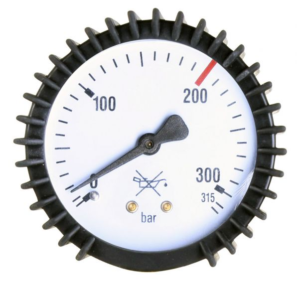 Schweißkraft 1700059 Inhaltsmanometer Ø 63 mm; 0-315 bar