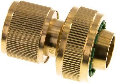 """Kupplungsdose Schlauch 19 (3/4"""")mm, Messing, Standard"""