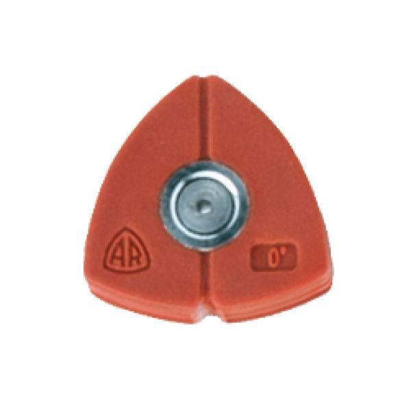 Cleancraft 7113005 0° Punktstrahl-Düse (rot) - HDR-K90-20