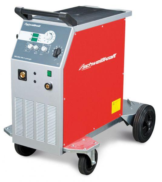 Schweißkraft 1081036 PRO-MIG synergie 350-4 W