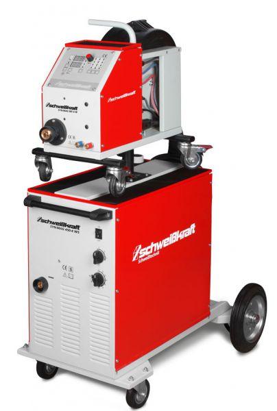 Schweißkraft 1080451 SYN-MAG 450-4WS