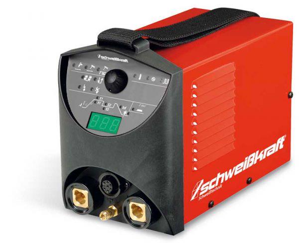 Schweißkraft 1085173 HIGH-TIG 170 AC/DC Digital