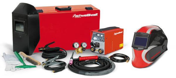 Schweißkraft 1085165SET HIGH-TIG 170 DC WIG Aktions-Set 2