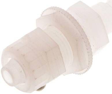 Schott-Kupplungsstecker (NW5) 8 x 6 (CK-Anschluss) mm Schlauch, PVDF