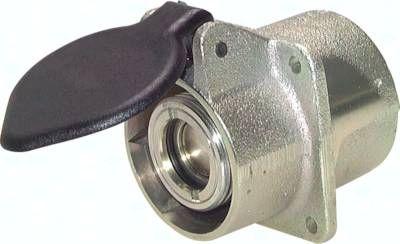 Hydraulik-Abreißkupplung, Festhälfte, 22 L