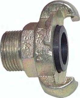 "Kompressorkupplung G 3/8""(AG)"