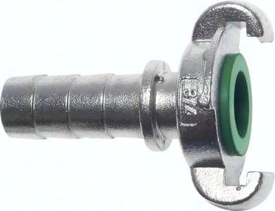 """Kompressorkupplung 25 (1"""") mm Schlauch"""