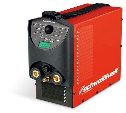Schweißkraft 1085200 HIGH-TIG 210 AC/DC Digital