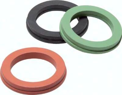Kompressorkupplung Ersatz-dichtung NBR, schwarz