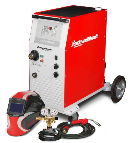 Schweißkraft 1080450SET SYN-MAG 450-4W Aktions-Set