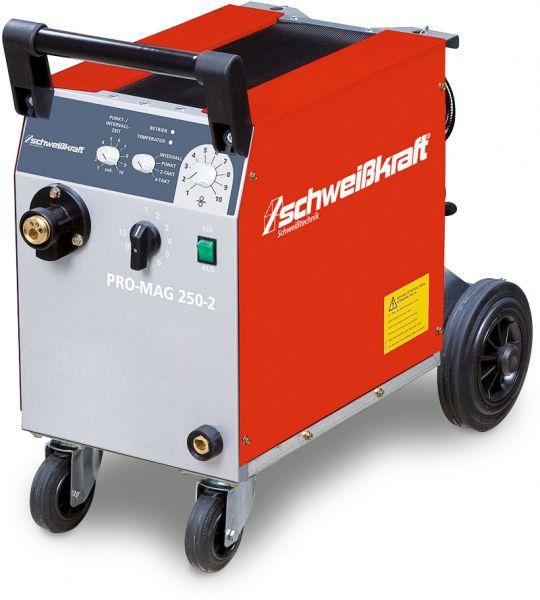 Schweißkraft 1080125 PRO-MAG 250-2