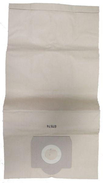 Cleancraft 7010101 Papierfilterbeutel