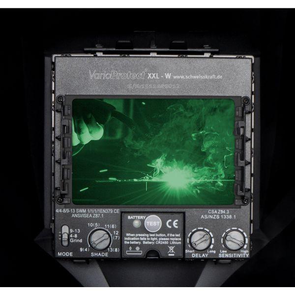 Schweißkraft 1662035 Filterkassette VarioProtect XXL W