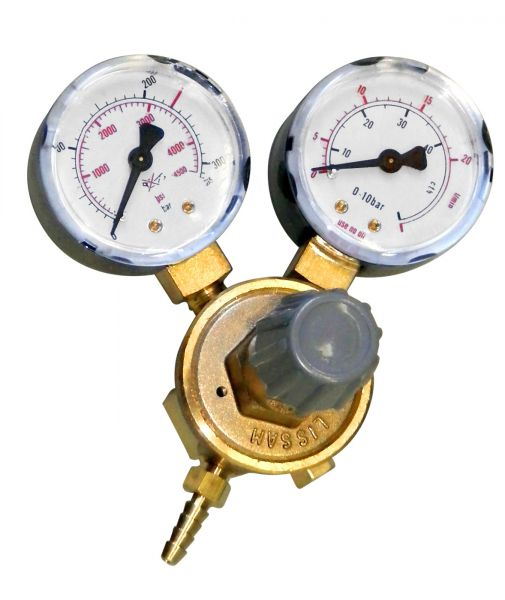 Schweißkraft 1700054 Argon/CO2 Druckminderer klein