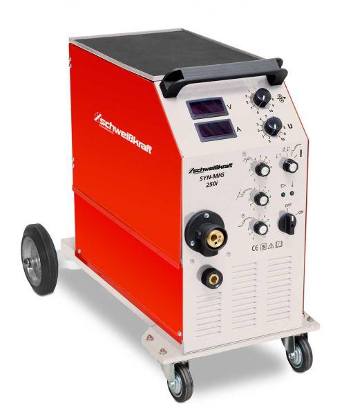 Schweißkraft 1089025SET SYN-MIG 250i Aktions-Set