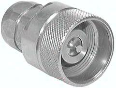 """Hydraulik-Schraubkupplung, Stecker Baugr.3, G 3/8""""(IG)"""
