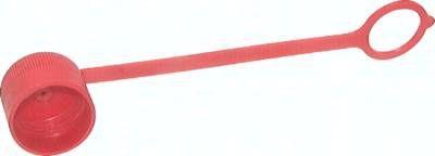Staubschutz für Muffe Schraubkupplung, Baugröße 6