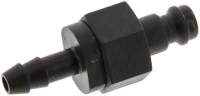 Kupplungsstecker (NW5) 6 (innen) mm Schlauch, POM
