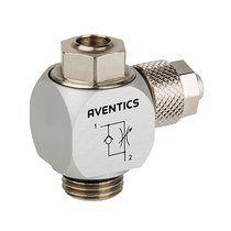 Aventics 0821200118 Drosselrückschlagventil, Serie CC02-AL