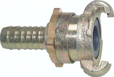 """Sicherheits-Kompressorkuppl. 19 (3/4"""") mm Schlauch"""