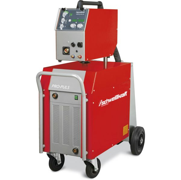 Schweißkraft 1082140 PRO-PULS 400 WS