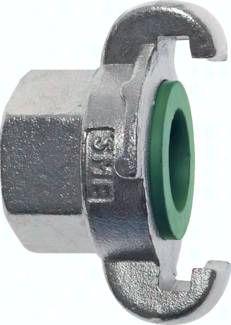 "Kompressorkupplung Rp 3/8""(IG)"