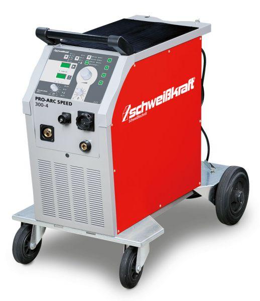 Schweißkraft 1086300 PRO-ARC SPEED 300-4