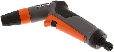 Gardena - Reinigungsspritze, Vollstrahl oder Sprühnebel einstellbar. Stufenlose