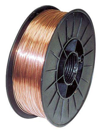 Schweißkraft 1131629 MIG-Schweißdraht CuAl 8 / D200 / 5 kg / Ø 1,0 mm
