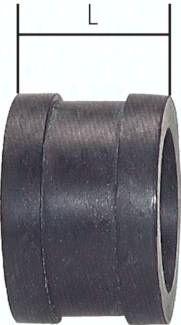 Ersatzdichtung Sandstrahl-kupplung 31,5x44,0x27,0mm