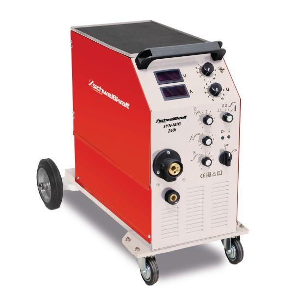 Schweißkraft 1089025 SYN-MIG 250i