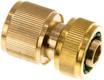 """Kupplungsdose Schlauch 13 (1/2"""")mm, Messing, Standard"""